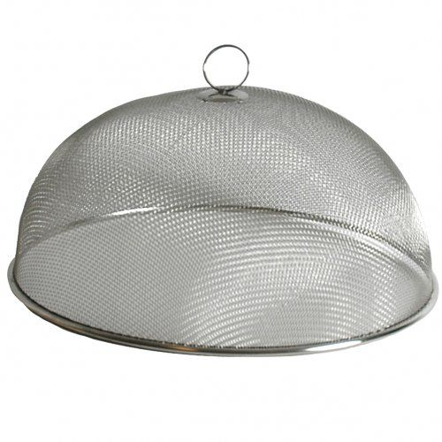 Cloche alimentaire en metal