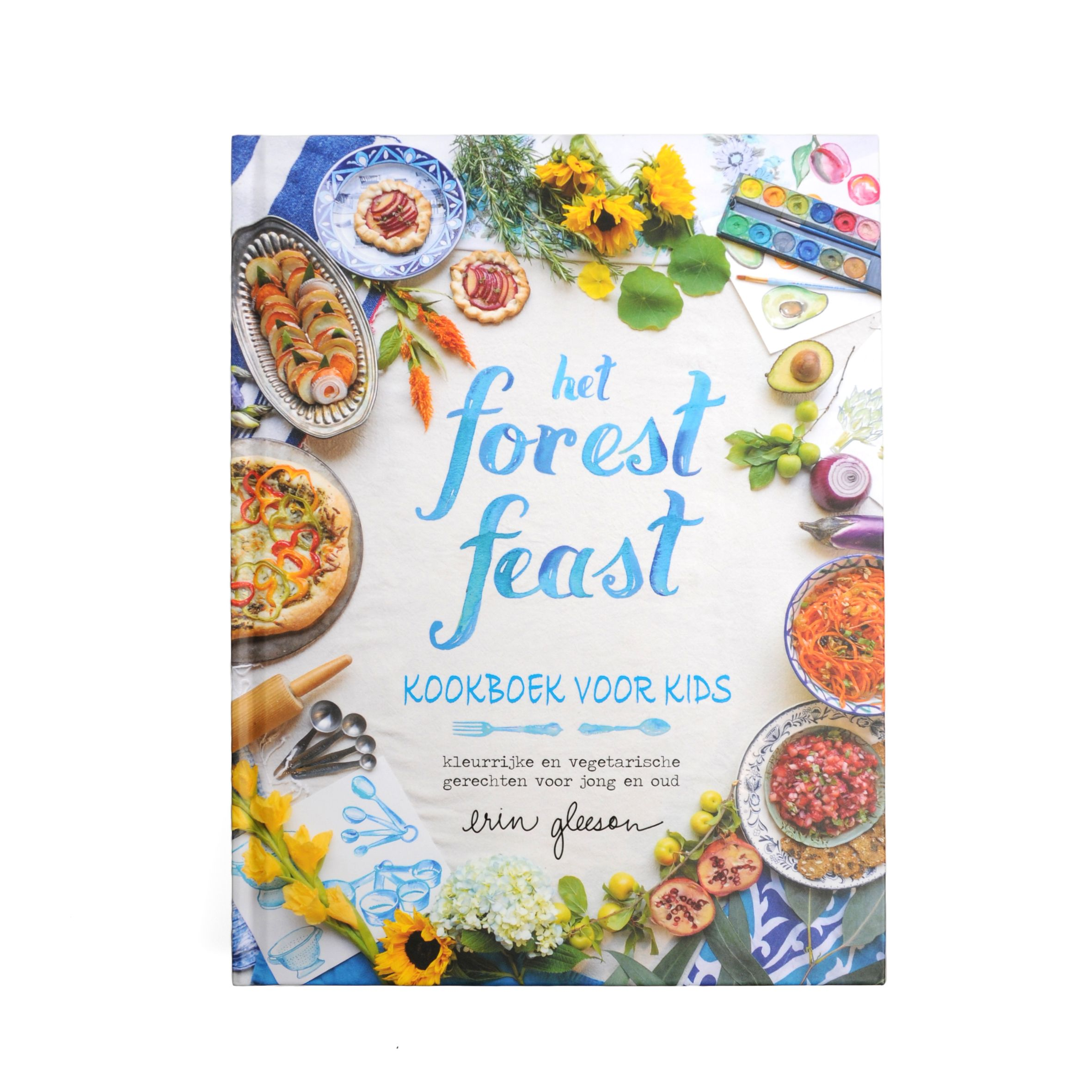Afbeelding van Forest feast for kids