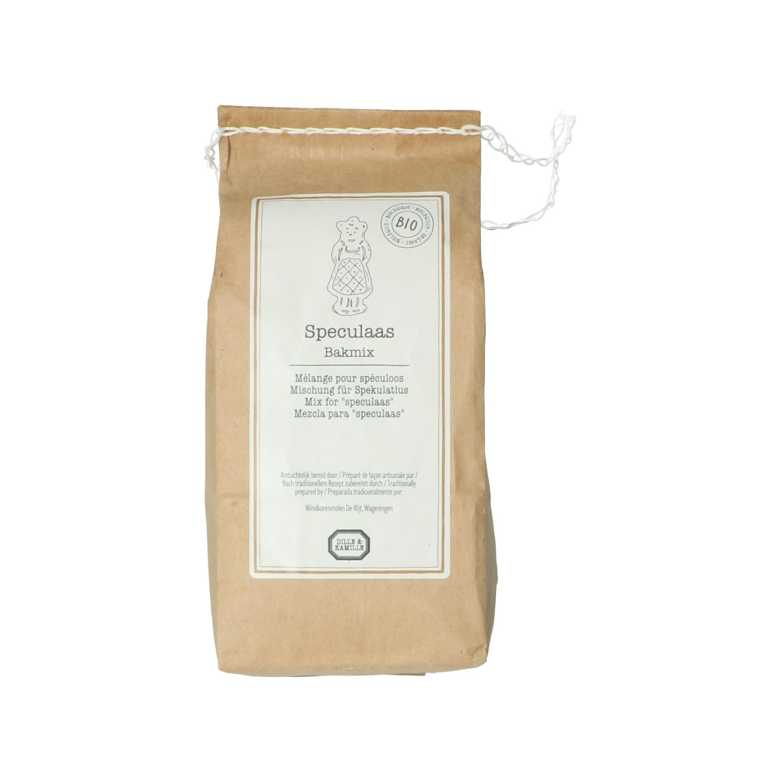 Bakmix voor speculaas biologisch 500 gram