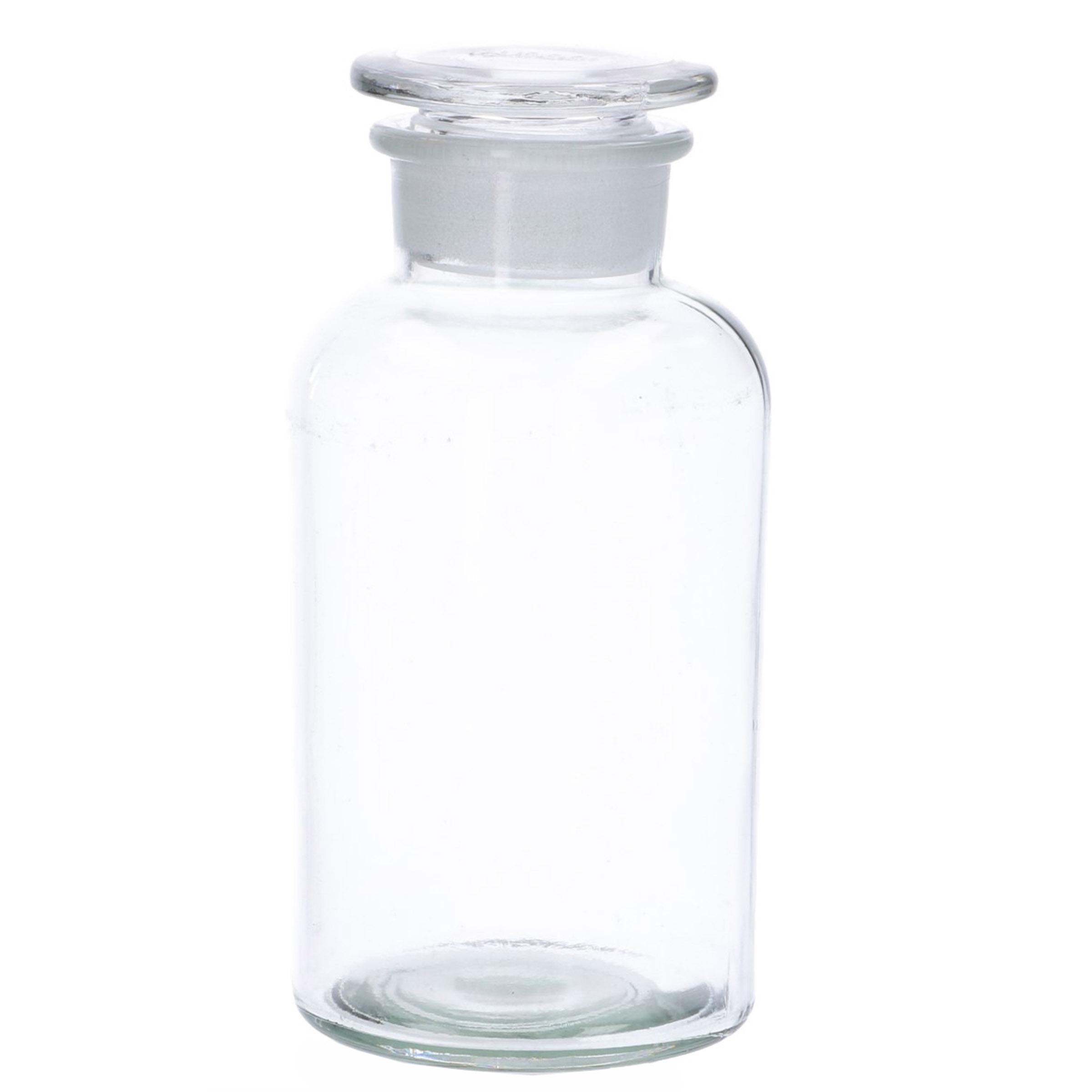 Apothekerspot glas 10 x 215 cm
