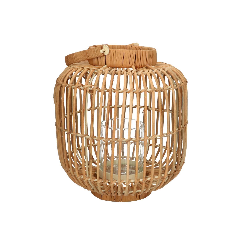 Lantaarn bamboe klein