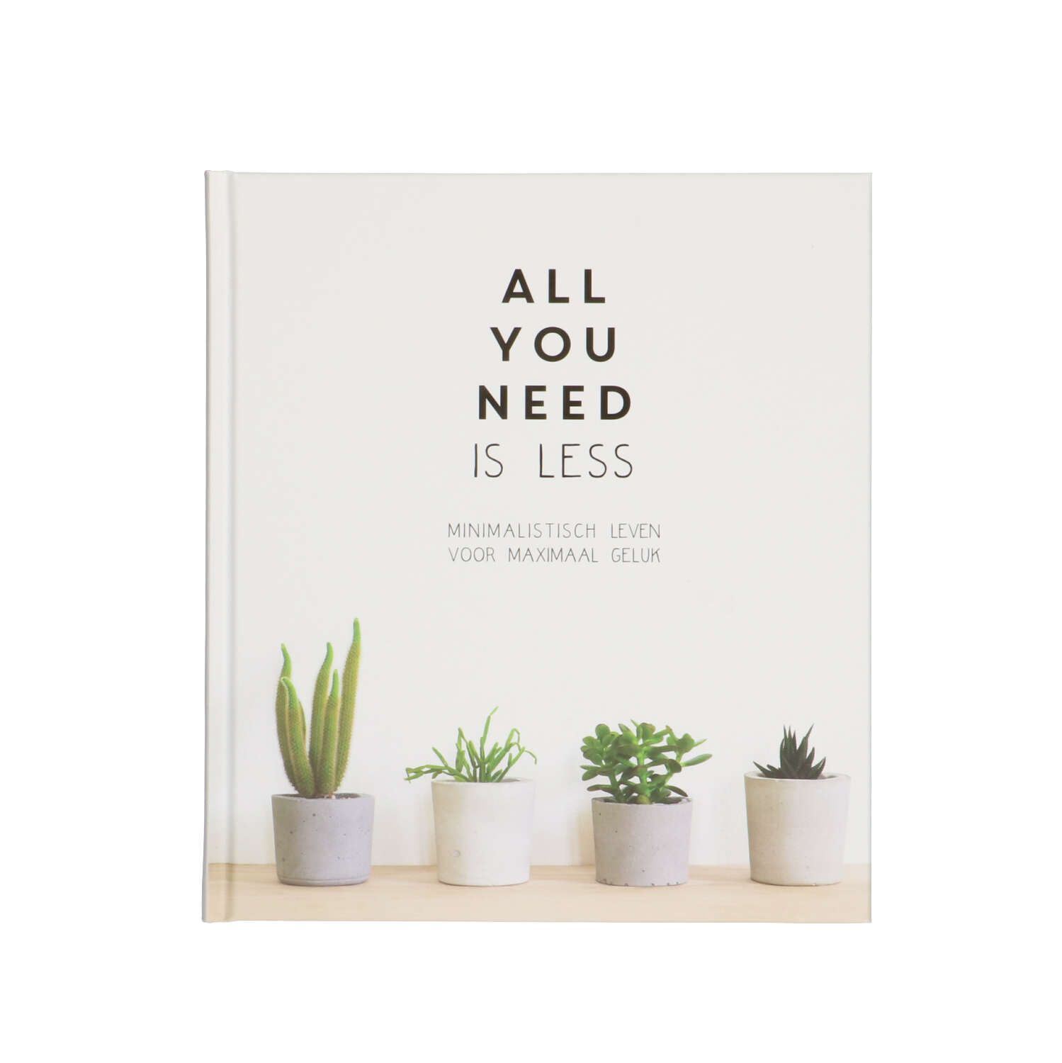 All you need is less Vicki Vrint