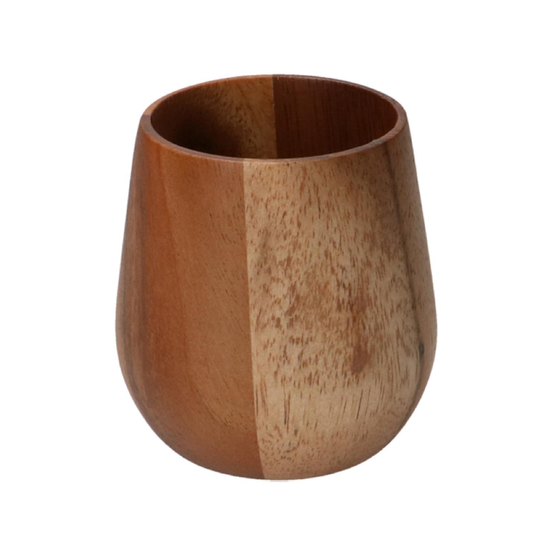 Beker acaciahout 75 x 8 cm