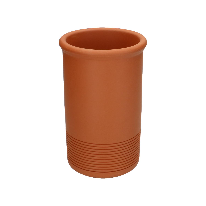 Wijnkoeler, terracotta