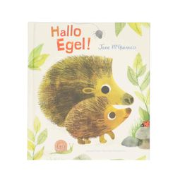 Hallo Egel!, Jane Mcguinness