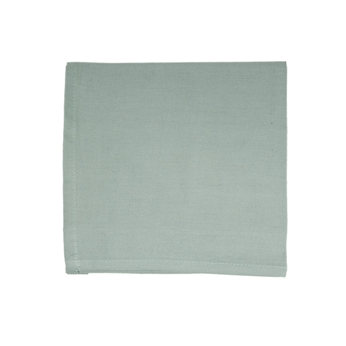 serviette de table coton gris vert dille kamille depuis 1974. Black Bedroom Furniture Sets. Home Design Ideas