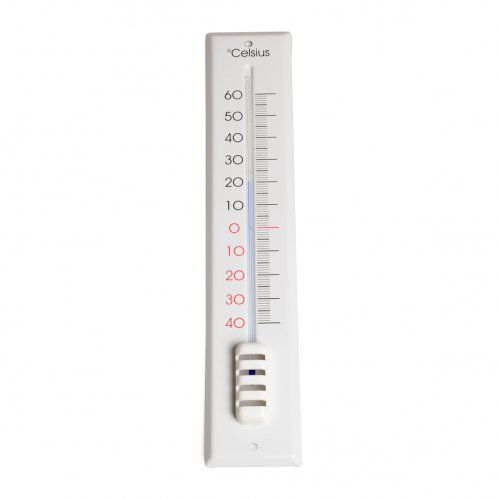 Thermometer, metaal