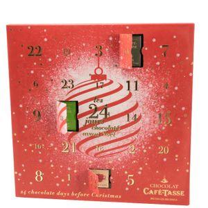 Adventskalender, chocolade