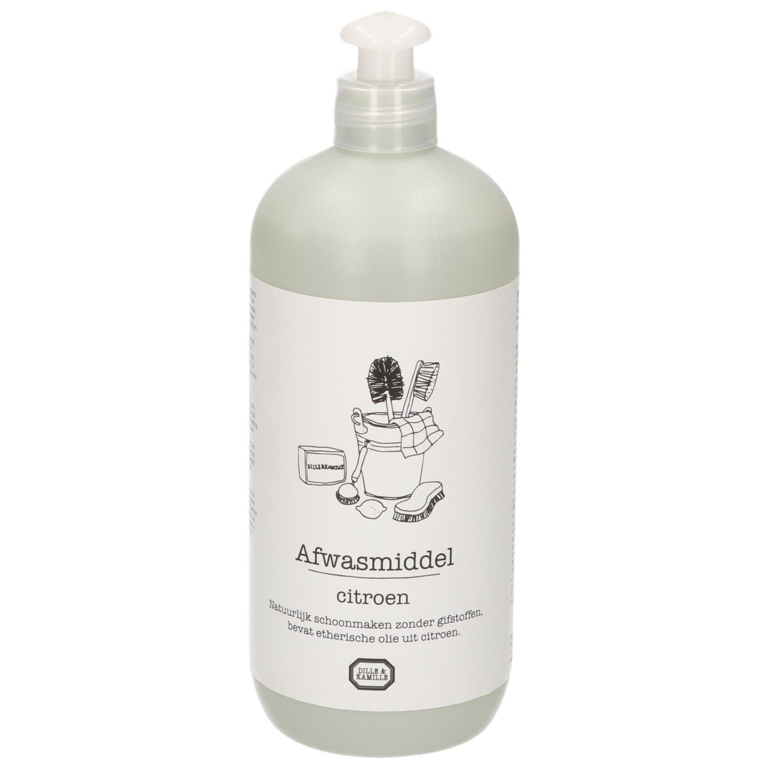 Afwasmiddel, citroen, 500 ml