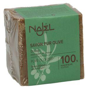 Aleppo-zeep, 100% olijfolie, 200 gram