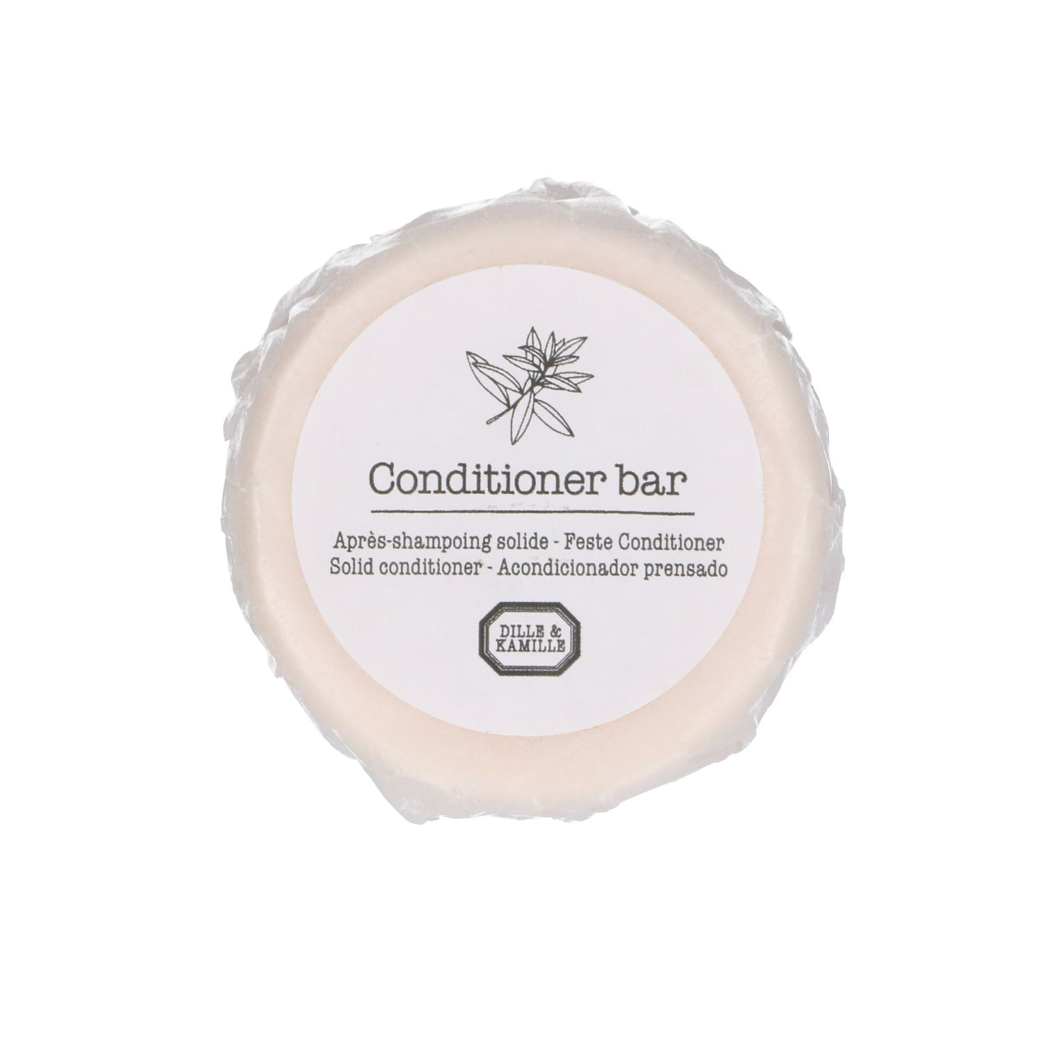 Après-shampoing solide, 75 g