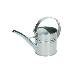 Arrosoir, zinc, naturel, 0,9 L