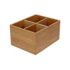 Aufbewahrungsbox  Bambus, Nr. 4