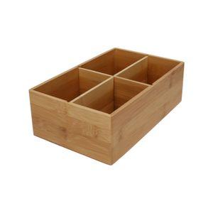 Aufbewahrungsbox Bambus, Nr. 6
