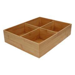 Aufbewahrungsbox Bambus, Nr. 7