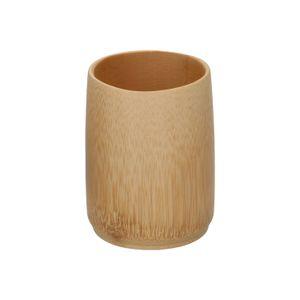 Becher, Bambus