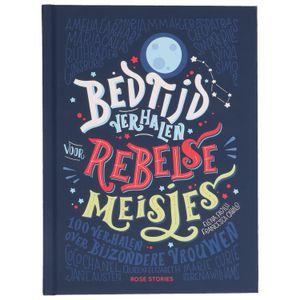 Bedtijdverhalen voor rebelse meisjes, Fransesca Cavallo & Elena Favilli