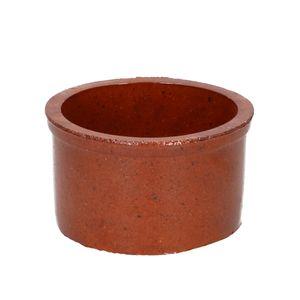 Bloempot vintage, terracotta, Ø 10,5 cm