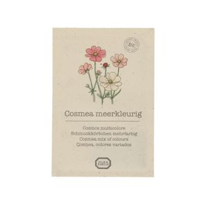 Blumensamen, biologisch, Schmuckkörbchen