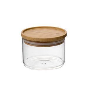 Bocal en verre empilable, 370 ml