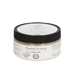 Bodyscrub, amandel & honing, 200 ml