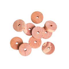 Bois de cèdre, anneaux