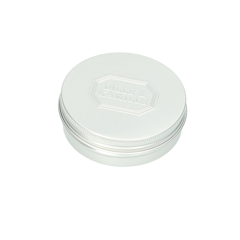 Boîte pour shampoing solide, 8 x 2,5 cm