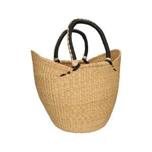 Bolgamand/ boodschappentas van savannegras