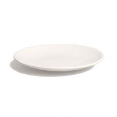 Bord ontbijt 'Wit', aardewerk, Ø 22 cm