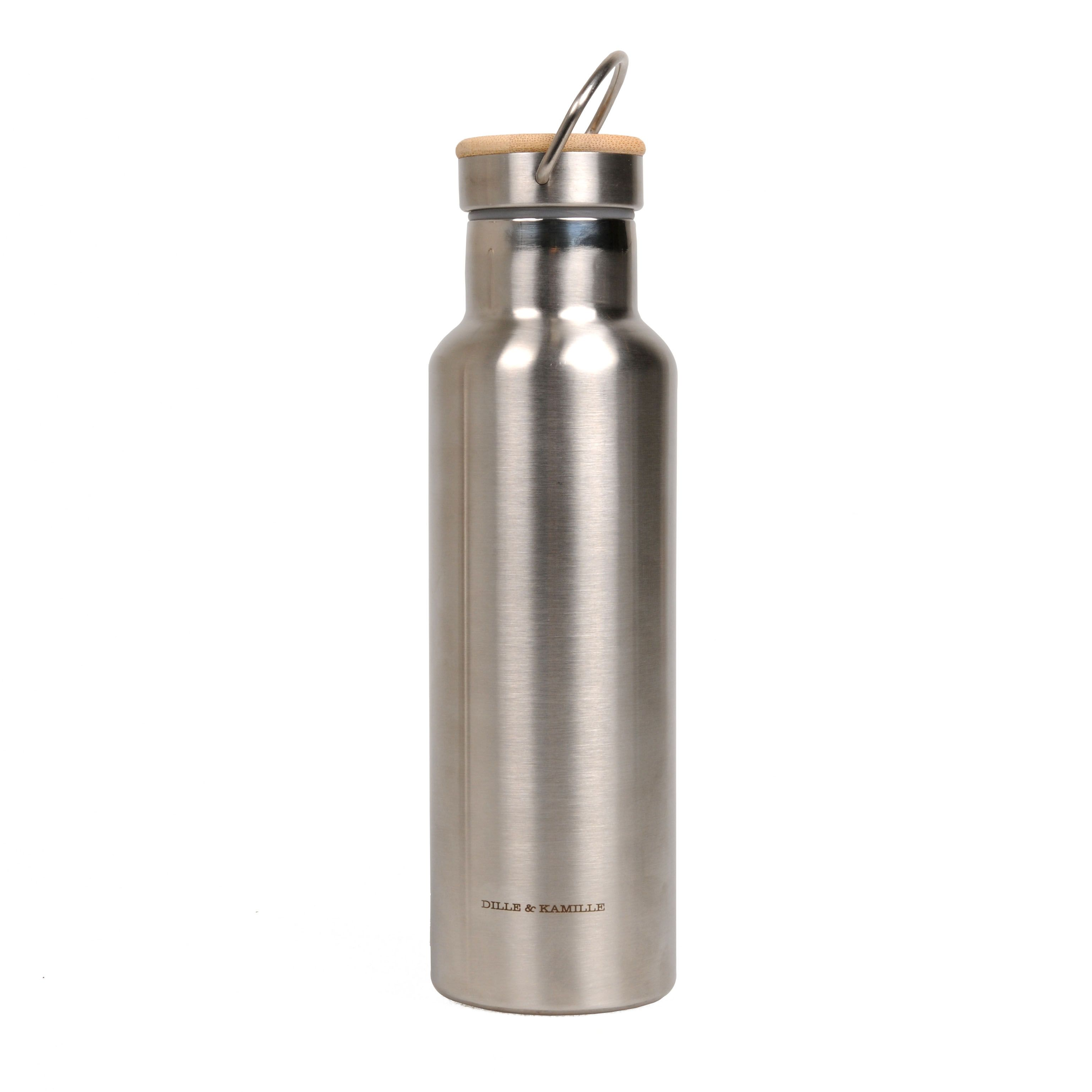 Bouteille isotherme, inox, 600 ml