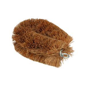 Brosse à récurer, fibre de coco