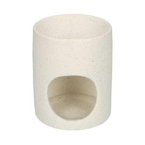 Brûle-parfum, céramique, Ø 8 x 10 cm