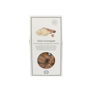 Butterkekse mit Haselnüssen und Zimt, biologisch, 150 g