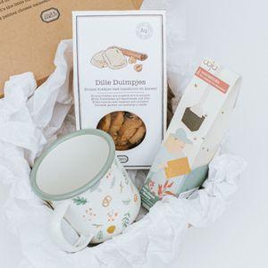 Cadeaupakket 'Warme chocolademelk'