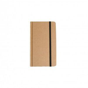 Carnet de notes à pages blanches 17,5 x 10 cm