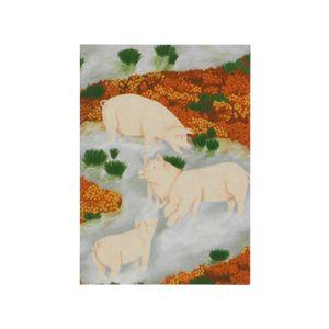Carte, World Animal Protection, cochons
