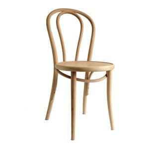 Chaise 18, hêtre, non traité
