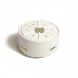 Chauffe-plat en porcelaine