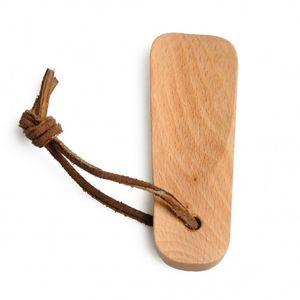 Chausse-pied, bois de hêtre, court