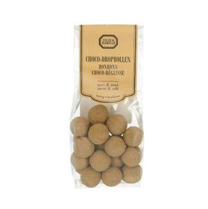 Choco-dropbollen, 150 gr