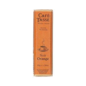 Chocolat noir au orange, 45 grammes