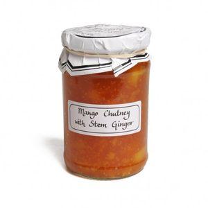 Chutney, Mango mit eingelegtem Ingwer, 300 Gramm