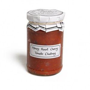 Chutney, tomate-cerise grillée et miel, 300 grammes