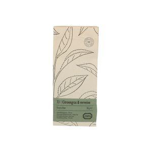 Citroengras & verveine, Groene thee, 50 g