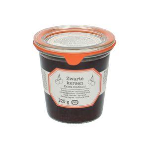 Confiture extra, cerises de Betuwe, 320 g
