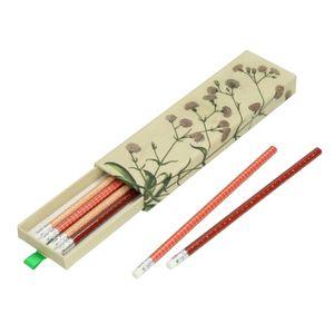 Crayons, set de 6 pièces