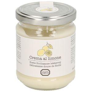 Crema al Limone, 180 gram