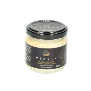 Crème de parmesan à la truffe, 80 g