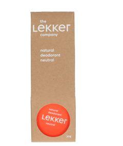 Créme-deodorant neutraal, 30 ml