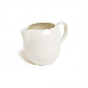 Crémier 'Cameo' en porcelaine blanche, Ø 7,5 cm